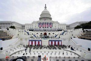 Tomada de posse de Biden cercada como uma zona de guerra-us-mileniostadium