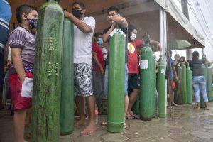 Saúde em Manaus em colapso-brasil-mileniostadium