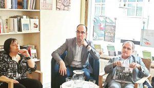 Livrarias embaixadoras da língua e cultura-bruxelas-mileniostadium