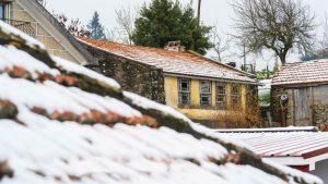Cai neve no Alentejo-portugal-mileniostadium