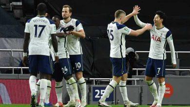 Sissoko e Son colocam Tottenham de Mourinho-inglaterra-mileniostadium