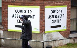 COVID-19 assessment centre-Milenio Stadium-Ontario