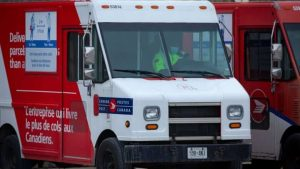 Canada Post worksite hit by major virus outbreak excluded from provincial inspections-Milenio Stadium-Ontario
