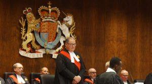 Chief Justice Geoffrey B Morawetz-Milenio Stadium-Ontario