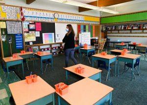 Classroom-Milenio Stadium-Ontario