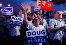 Doug Ford government changing some Ontario election laws-Milenio Stadium-Ontario