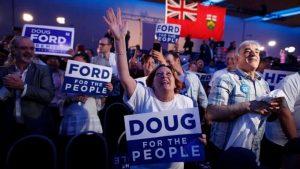 Doug Ford government changing some Ontario election laws-Milenio Stadium-Ontario