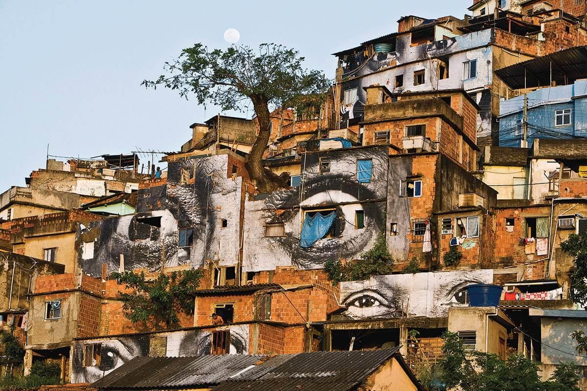 Milenio Stadium - brasil - banco solidário para ajudar a combater a miséria no Brasil