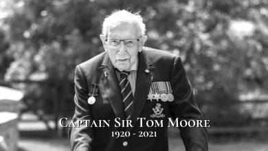 Morreu Tom Moore, o herói que angariou milhões-uk-mileniostadium