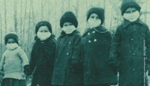 The Spanish Flu Comes to Alberta-Milenio Stadium-Ontario