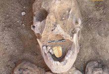 Arqueólogos encontram múmia com língua dourada-africa-mileniostadium