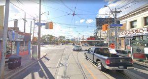 King-Queen-Queensway-Roncesvalles intersection-Milenio Stadium-Ontario