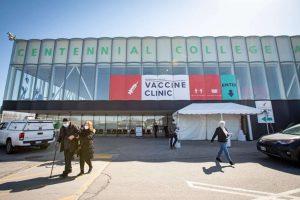 Mass vaccination-Milenio Stadium-Ontario