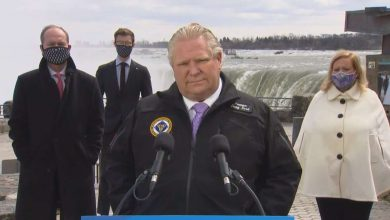 Ontario isn't ruling out another delay to school spring break as COVID-19 cases rise-Milenio Stadium-Ontario