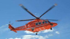 Ornge ambulance-Milenio Stadium-Ontario