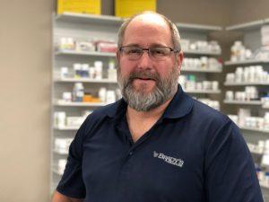 Pharmacist Tim Brady-Milenio Stadium-Ontario