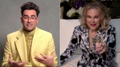 Schitt's Creek, star Catherine O'Hara win Golden Globes-Milenio Stadium-Canada