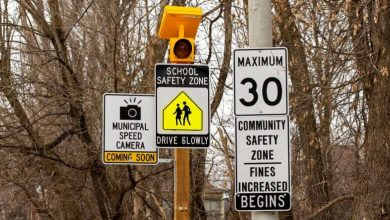 Toronto's speed cameras issued over 22,000 tickets in December-Milenio Stadium-Ontario