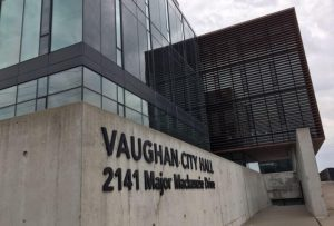 Vaughan city hall-Milenio Stadium-Ontario