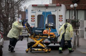 Ambulance-Milenio Stadium-Ontario