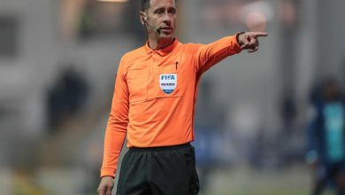 Artur Soares Dias escolhido para o Euro 2020