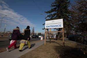 COVID-19 clinic-Milenio Stadium-Ontario