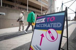 COVID-19 vaccination-Milenio Stadium-Ontario