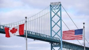 Canada-U.S. border restrictions extended as U.S. congressman pushes for reopening plan-Milenio Stadium-Canada