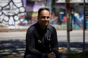 Dr Naheed Dosani-Milenio Stadium-Ontario