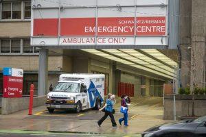 Emergency-Milenio Stadium-Ontario