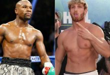 Floyd Mayweather regressa aos ringues para defrontar youtuber Logan Paul