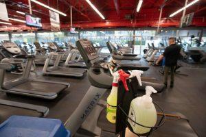 Gym-Milenio Stadium-Canada