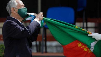 Marcelo concorda com Costa quanto à falta de poderes da EMA nas vacinas - milenio stadium - portugal