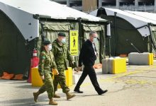 Military help for pandemic-hit Ontario hospitals starts at Sunnybrook in Toronto on Friday-Milenio Stadium-Ontario