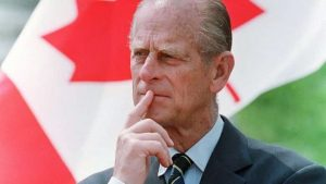 No stranger to Canada-Prince Philip's visits over the years-Milenio Stadium-Canada