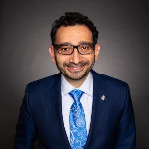 Omar Alghabra-Milenio Stadium- Canada