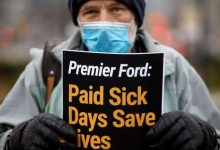 Ontario details plan for 3 paid sick days after a year of mounting pressure-Milenio Stadium-Ontario