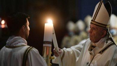 Papa pede esperança no meio da escuridão da pandemia - milenio stadium - mundo