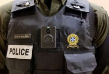 Quebec provincial police will test out body cameras in 4 regions-Milenio Stadium-Canada