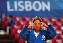 Telma Monteiro sagra-se campeã europeia pela sexta vez