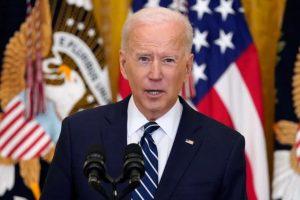 US President, Joe Biden-Milenio Stadium-Canada
