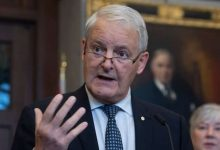 Garneau to quarantine in hotel after returning from G7 ministers' meeting in UK-Milenio Stadium-Canada