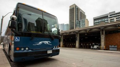 Greyhound Canada shutting down all bus service permanently-Milenio Stadium-Ontario