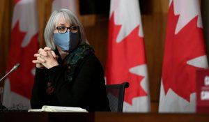 Minister of Health-Milenio Stadium-Canada