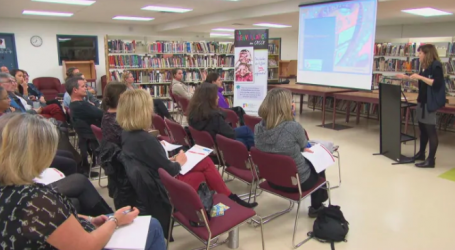 Cannabis info sessions answer parents' burning questions