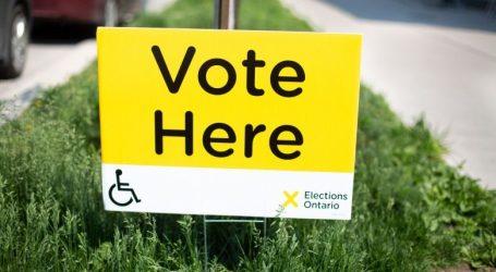 Advance polls open today ahead of Toronto municipal election